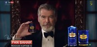 """Class never goes out of style"", sagt Ex-Bond Pierce Brosnan in der indischen Werbung."