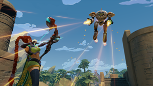 "Platz zwei: ""Paladins: Champions of the Realm"""