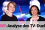 """TV-Duelle - Meinungsforscherin Eva Zeglovits zu Kern-Strolz: """"Jeder blieb in seiner Rolle"""""""
