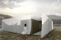 rendering: bokeh design for solar decathlon team austria