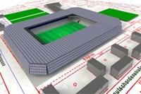 visualisierung: konzept energieplus stadion