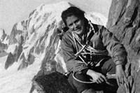 foto: auf steilen wegen. aus dem bergfahrtenbuch einer frau. verlag das bergland- buch, salzburg/stuttgart 1961.