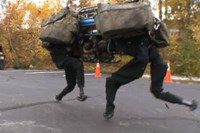 foto: boston dynamics/ausschnitt aus dem big dog-video