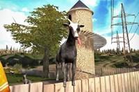 foto: goat simulator