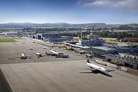 foto:  blue danube airport