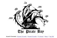 grafik: the pirate bay