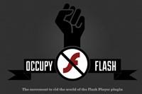grafik: occupy flash