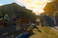 foto: the witcher 3/first person mod