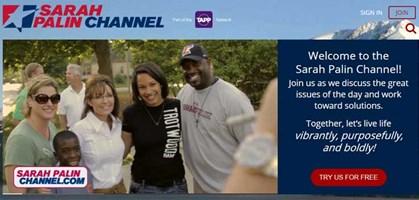 foto: screenshot/sarah palin channel