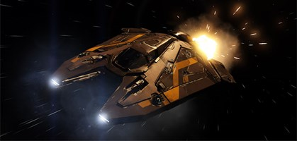 screenshot: elite: dangerous