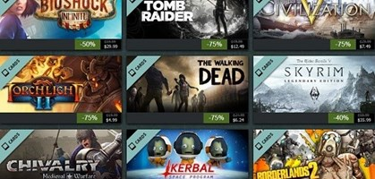bild: steam sale