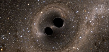 illustr.: ligo/simulating extreme spacetimes