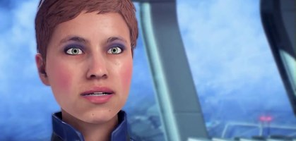 foto: mass effect andromeda