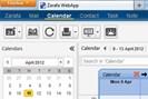 screenshot: webstandard