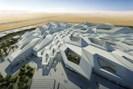 visualisierung: zaha hadid architects