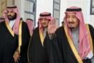 foto: afp photo / saudi royal palace / bandar al-jaloud