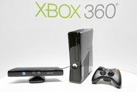 Xbox 360, Kinect und Controller