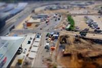Die Megabaustelle soll bis 2014 in einen der Hauptstadt gerechten Hauptbahnhof verwandelt werden.