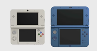 """New 3DS"" und ""New 3DS XL"""