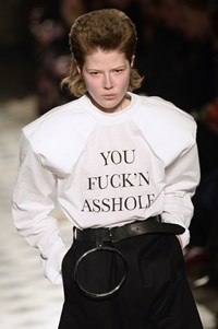 Mode mit Ansage: das Label Vetements.