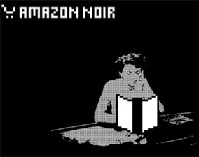 screenshot: amazon noir