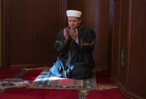 """Dr. Ali Eraslan, """"Erster Imam"""" des Islamischen Glaubensgemeinschaft"""