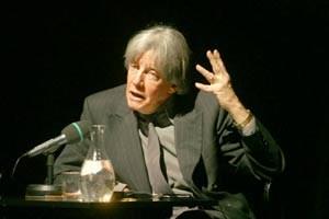 André Glucksmann findet, dass Frankreich eine Art Revolutionär brauche.