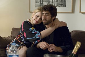 """Fast durch Paris getrennt: Adam Goldberg (re.) und Julie Delpy, die für """"2 Tage in Paris"""" erstmals Regie führte."""