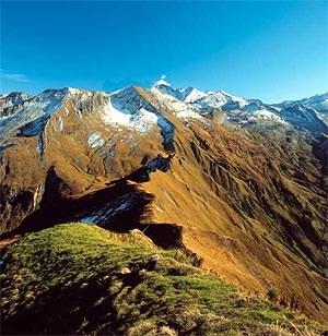 So hoch hinaus, dass man die Gipfel der Radstätter Tauern überblickt, geht`s bei dieser Tour nicht.