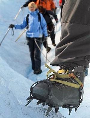Steigeisen für snowboardschuhe