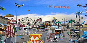 """Kevin Ayers: """"The Unfairground"""" (Tuition/Alive 2007)"""