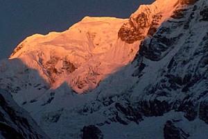 Bilder zu Nepal und zu Trekking am Himalaya zeigt eine Ich war da-Ansichtssache.
