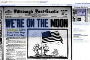 Schon jetzt können zahlreiche historische Artikel in der Originaldarstellung nachgelesen werden