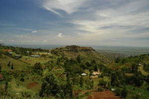 """Uganda, von Winston Churchill einmal als """"Perle Afrikas"""", zählt zu den ärmsten Ländern der Welt. Ein Drittel der rund 30 Millionen Einwohner lebt unter der Armutsgrenze."""