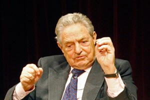 US-Investmentbanker George Soros