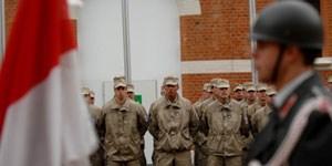 Die Grünen hatten den den Rückzug der Bundesheer-Soldaten und ein Ende der Beteiligung an der EU-Friedensmission EUFOR gefordert.
