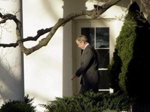 George W. Bush muss mit Ende des Jahres das Weiße Haus verlassen. Dann wird er wohl noch öfter als bisher auf seiner Ranch in Texas anzutreffen sein.