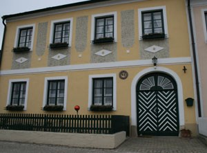 Hier wohnt Erwin Pröll mit Gattin Sissi.