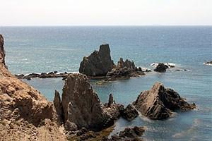 Wahlweise Arizona, Kalifornien oder auch Mexiko stellte das Hinterland von Cabo de Gata dar, ohne dass die Setdesigner groß Hand anlegen müssen. Mehr als 200 Filme wurde in den vergangenen 50 Jahren hier gedreht.Foto: Andrew Forbes, andaluciadiary.com