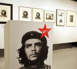 """In der Ausstellung """"80 Jahre Che Guevara. Das Kultbild einer Generation"""" im WestLicht steht ganz klar Kordas Bild im Mittelpunkt."""