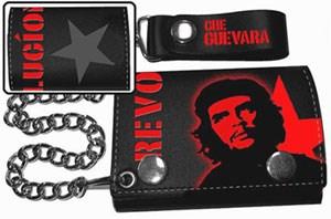 Bücher, Tassen, Schlüsselanhänger, Geldtaschen ... das Angebot mit der Marke Che ist vielfältig.