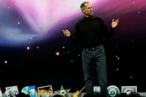 Steve Jobs = Apple