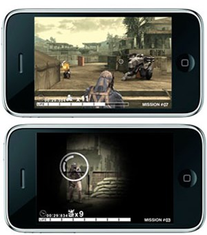Metal Gear Touch - Simpler Abklatsch des Originals?