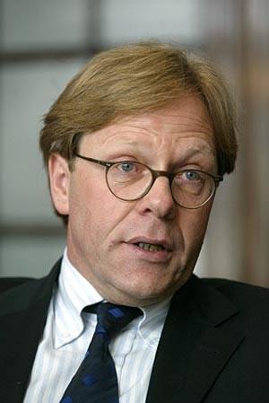 Willibald Cernko, ein Banker ohne Samthandschuhe.
