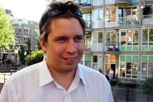 Steve Coast - OpenStreetMap Founder