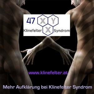 Seit 2003 bietet die Österreichische Klinefelter und Trisomie-X Syndrom Gruppe Betroffenen Hilfestellung an
