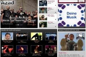 MySpace versteht sich als soziale Entertainment-Plattform