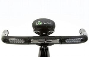 YikeBike ist ein Carbon-Faltrad mit Elektro-Antrieb.