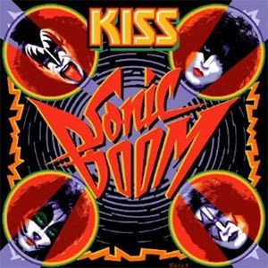 Kiss - Sonic Boom (Roadrunner Records / Warner)