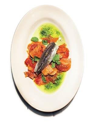 Das durch und durch wunderbare Italien- Restaurant von Raetus Wetter und Lea Redolf.